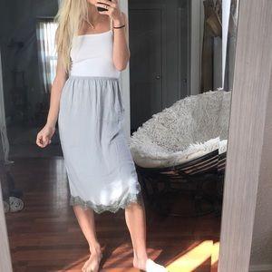 Dresses & Skirts - Slip skirt
